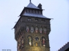 Torre del castillo de Cardiff
