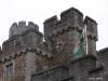Almenas del castillo de Cardiff