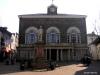 Plaza principal de Carmarthen
