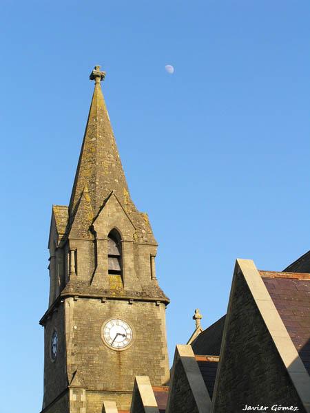 St Mary's Church en Tenby