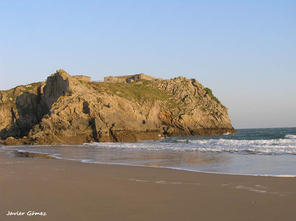 Castle Hill en Tenby