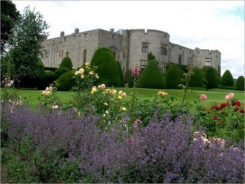 El Castillo Chirk, en el condado de Wrexham