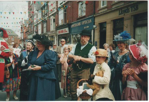 Festival Victoriano de LLandrindod Wells