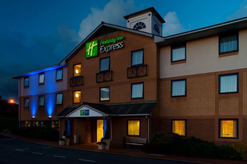 Hotel Holiday Inn Express en Swansea