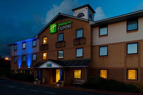 Hotel Holiday Inn Express en Swansea