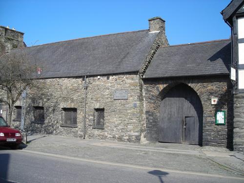 casa de parlamento de Owain Glyndwr