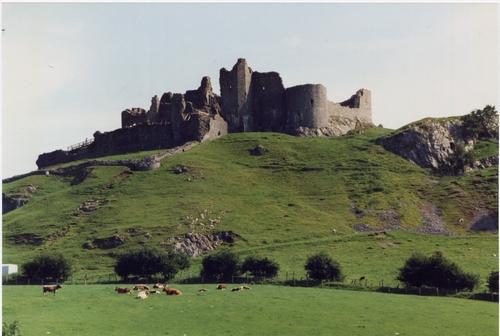 El Castillo Carreg Cennen