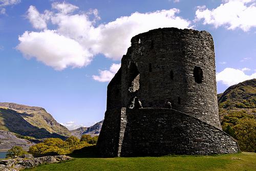 castillo-dolbadarn