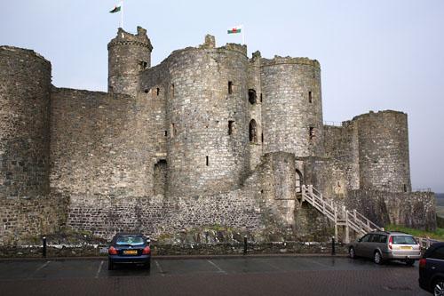castillo-harlech