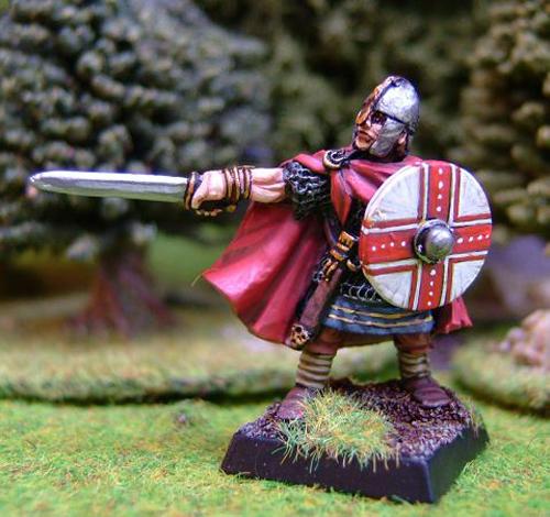 Los guerreros medievales galeses