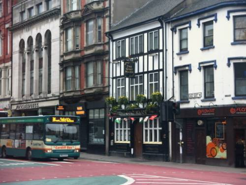 ¿Qué necesito para viajar a Gales?