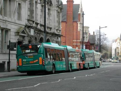Transporte en Cardiff
