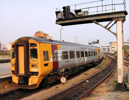 Transportes en Gales